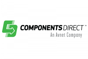 components direct logo square
