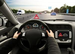Bosch driver alert
