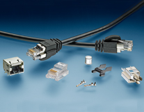 TE cloud splitter connector system
