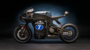 Sarole SP7 electric superbike