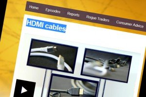 BBC Watchdog on HDMI cables overpriced