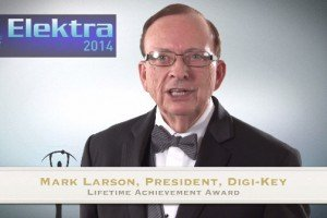 Elektra Awards 2014 Lifetime Achievement Award