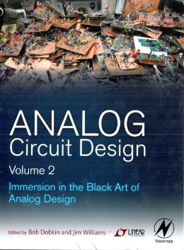 Book Review - Analog Circuit Design volume 2