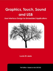 Graphics touch sound USB on PIC