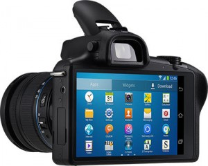 Samsung galaxy nx Android camera