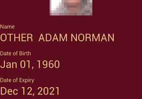 UK passport app
