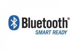 Bluetooth SMart Ready logo square