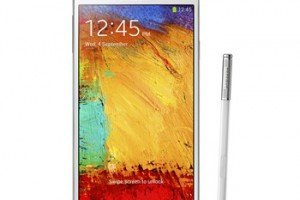 Galaxy Note 3 front