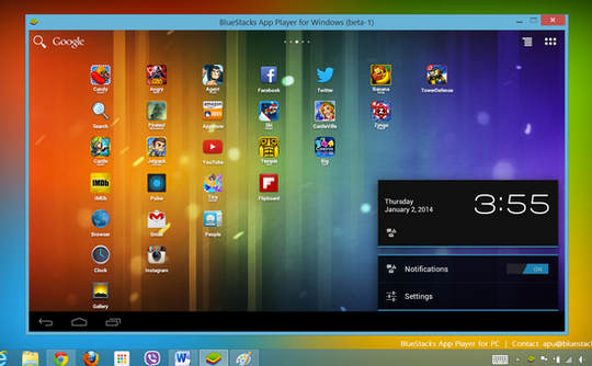 AMD-Bluestacks for Android