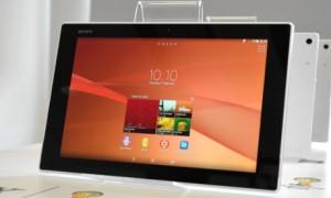Sony Xperia Z2 Tablet - MWC 2014