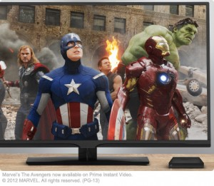 Amazon Fire TV pic