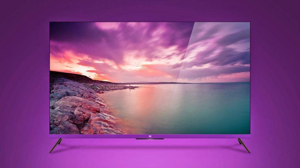 xiaom mi tv 2 - purple