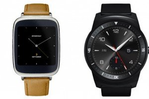 Four new Android Wear watches