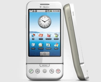 happy sixth anniversary g1, the first google android phone