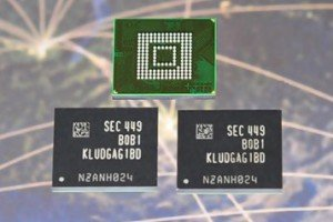 Samsung UFS 128GB memory