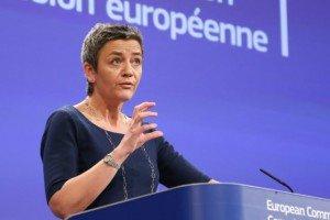 Margrethe Vestager EU