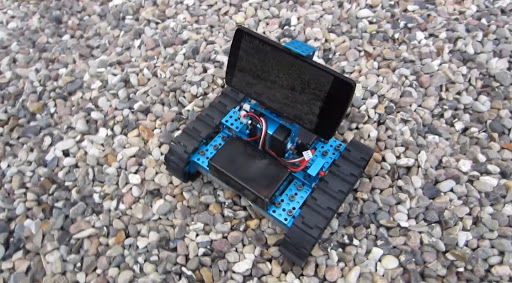 Android IOIO rover