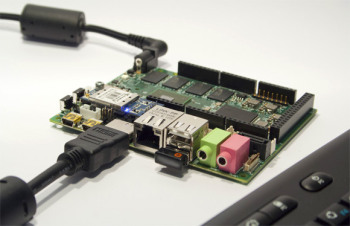 UDOO board runs Android or Linux