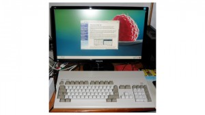 A1200 Raspberry Pi loaded with RISC OS