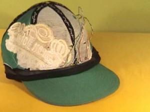 IR LEDs hat