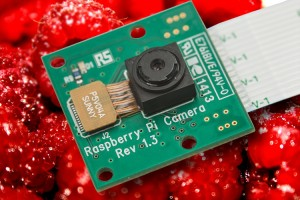 Raspberry Pi gets an Eye