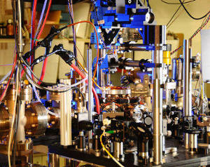 NIST Ytterbium Atomic Clocks Set Record for Stability - detail