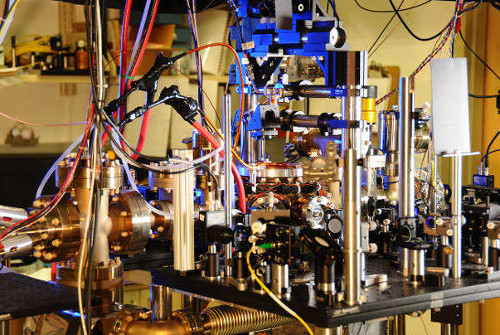 NIST Ytterbium Atomic Clocks Set Record for Stability
