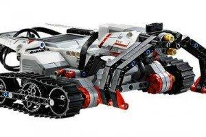 Lego Mindstorms EV3 platform