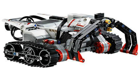 Mindstorms Powers Time Twister Lego Clock