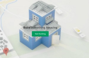 Google LEGO - build
