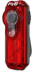 Fly 6 Combination Tail-Light and HD Camera