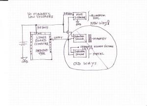 Arduino Metal Sensor - MOI L-Sensor Old Way versus New Way