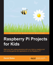 Gadget Book - Raspberry Pi Projects for Kids