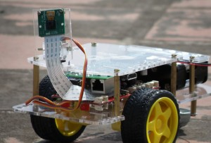 GoPiGo Raspberry Pi robot