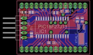 LPLC Board layout