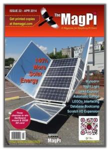 The MagPi - April 2014