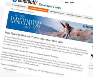 Bluetooth Smart Starter Kit