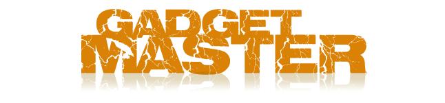 Gadget Master logo