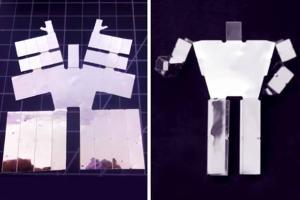 MIT Self-folding