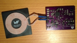 Wireless Power Solution Transfer Kit