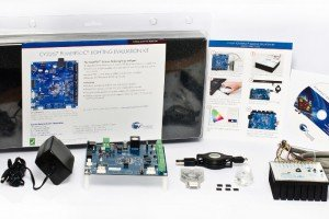 Cypress CY3267 PowerPSoC Lighting Evaluation Kit