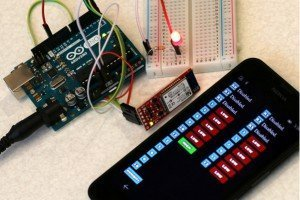 Speech recognition for the Arduino via Android