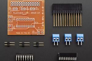 RTK Raspberry Pi Motor Controller Board Kit