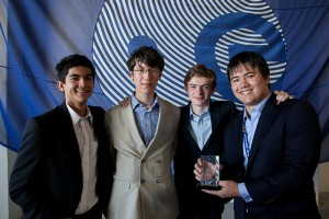 cansat 2015 - Advanced Category winners Team Impulse