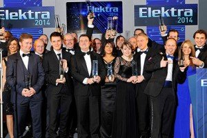 Elektra Awards 2014 - Winners