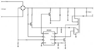 Dialog iW3600 circuit diagram