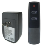 Recall Corner Remote Control Kits For Electric Fireplaces