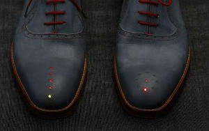 GPS shoes 1
