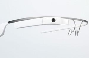 Google Glass headset
