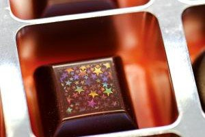 Holographic chocolate - Morphotinix